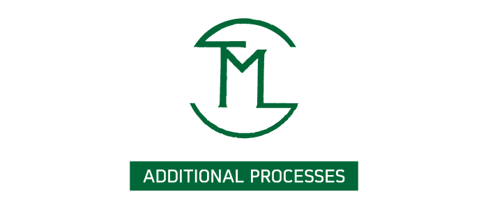 X Additional Processes